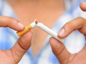 Esse medicamento atua na área do cérebro responsável pela produção do prazer causado pelo fumo.