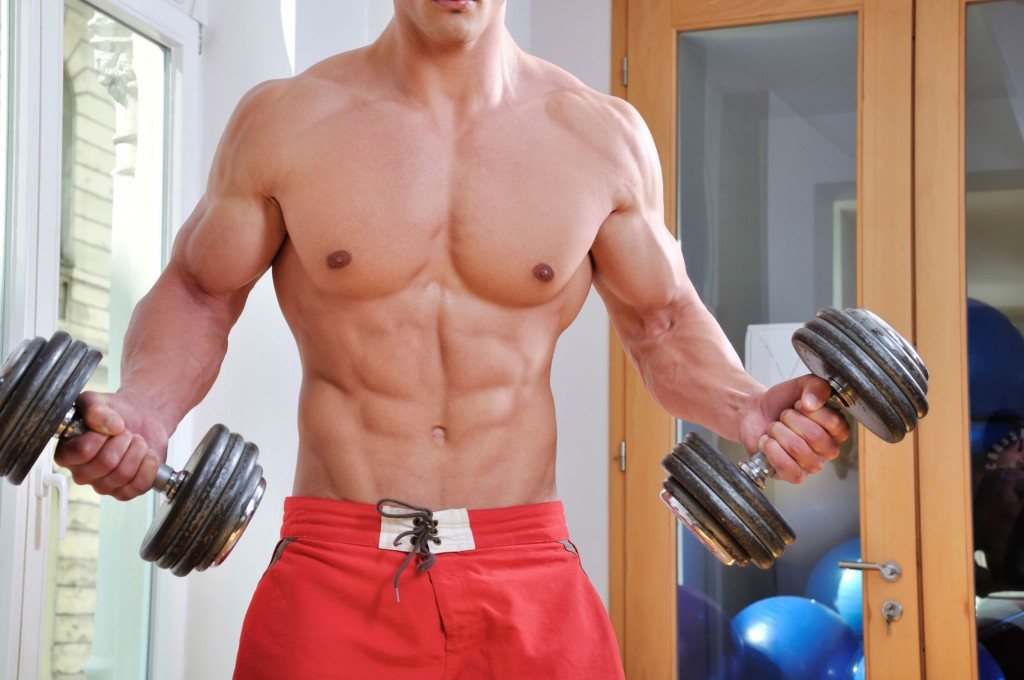 Fatores ganho de massa muscular