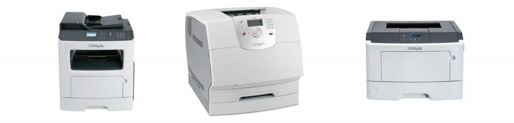Aluguel de Impressora Lexmark - Diferenças de Modelos