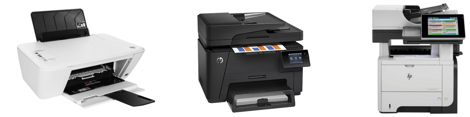 Aluguel de Impressora HP Benefícios
