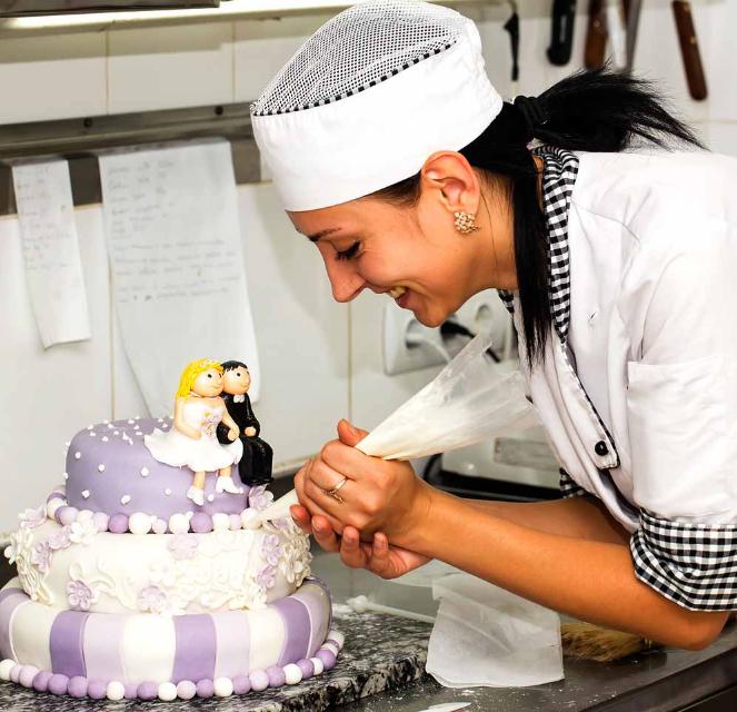 Curso de decoração de bolos