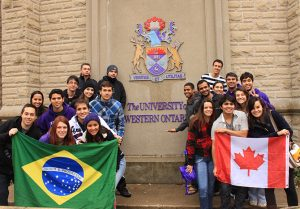 Estudantes Intercambistas