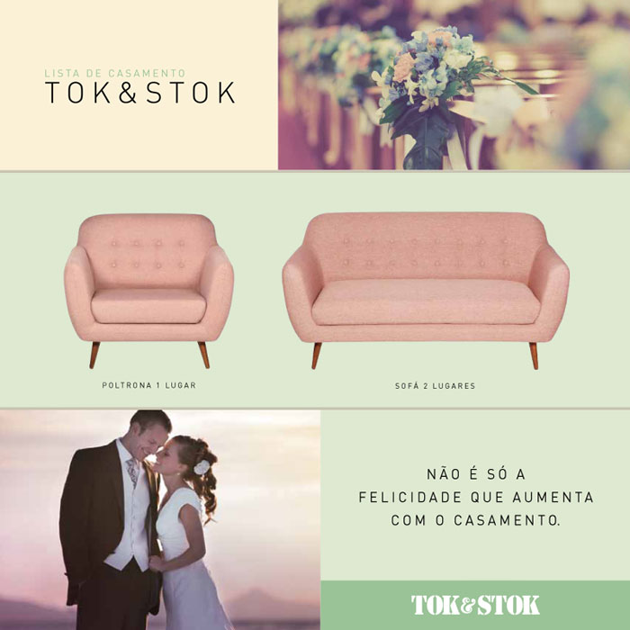 Lista de Casamento Tok Stok