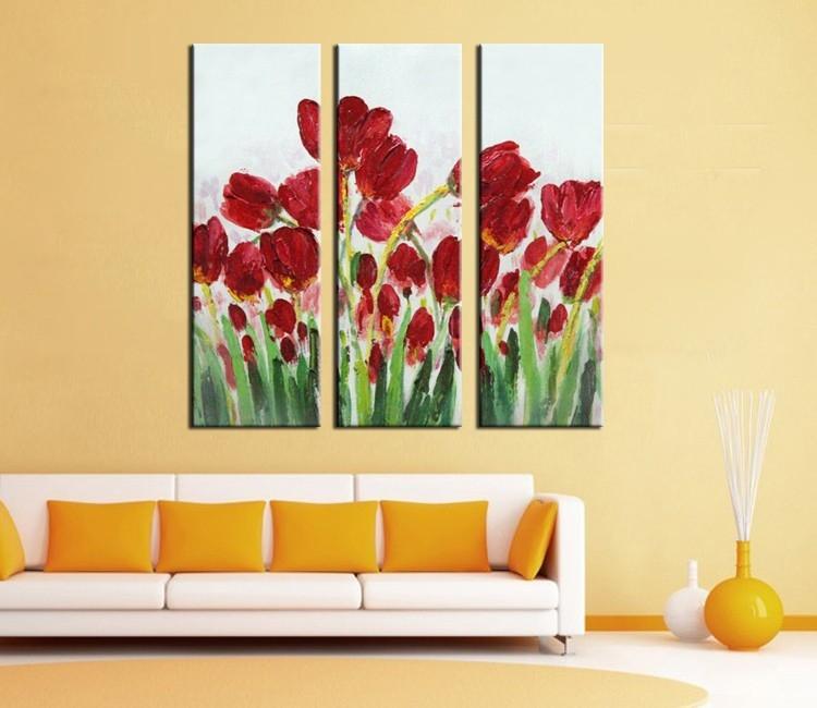 Pinturas a leo para decora o como cuidar e proteger - Pinturas de pared modernas ...