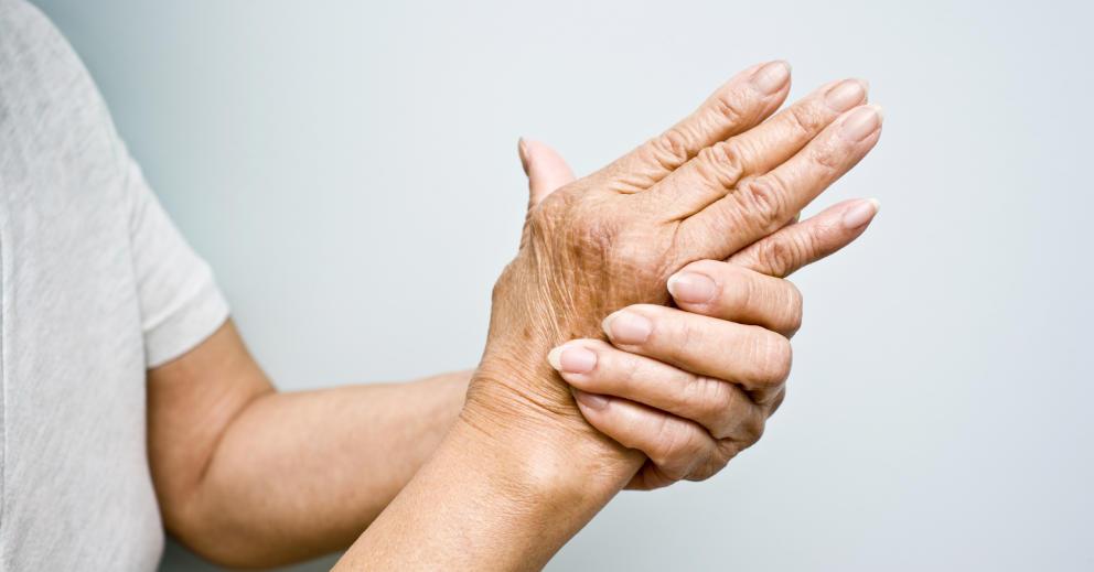 A artrite é uma doença bastante comum e devastadora