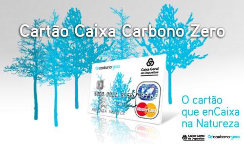 Cartão de Crédito Caixa Carbono Zero
