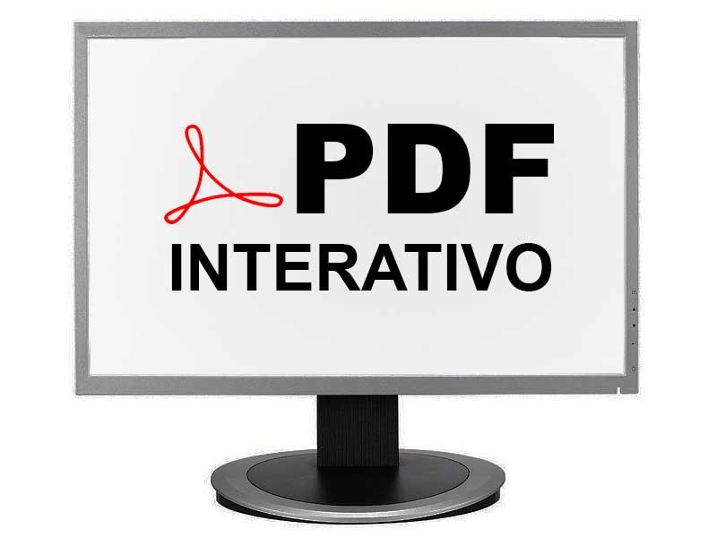 Portfolio em PDF interativo