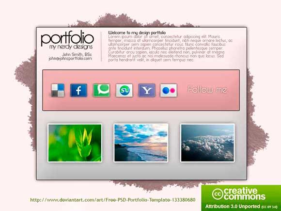 Portfolio online
