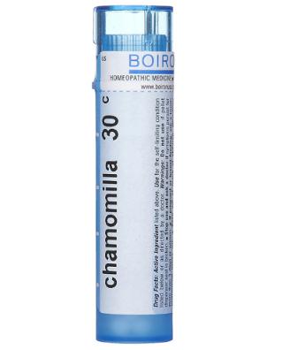 remedio homeopatico chamomilla