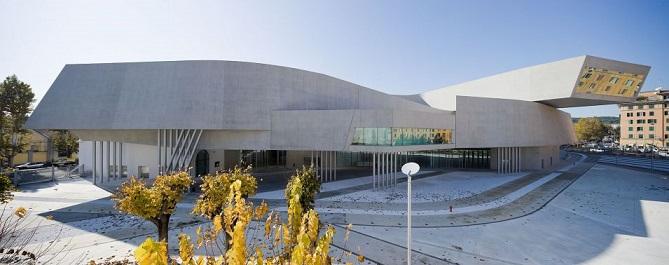 Maxxi, o Museu Nacional de Arte a partir do século 21